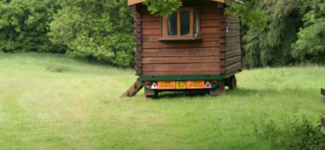 log waggon for rent