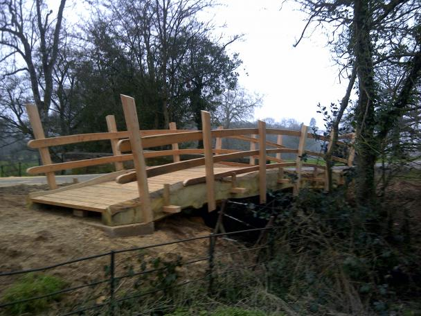 Bridge for Escott Park