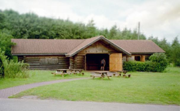 Forestry Pavilion Devon Show Ground  Image