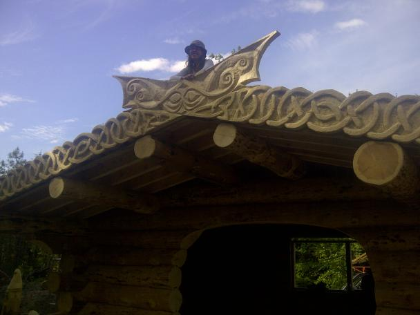 Dunnet Forest Trust Cabin  Image